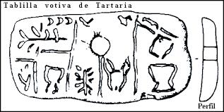 Promotora Española de Lingüística - Escritura de Tartaria